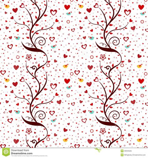 design pattern of dispatcherservlet seamless love pattern stock vector image of graphic