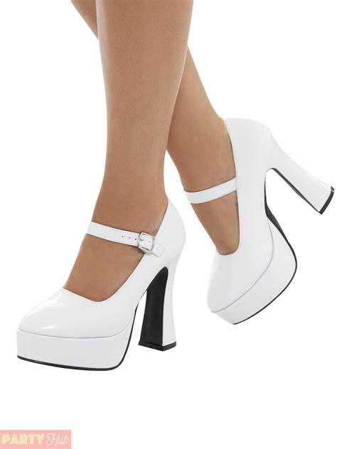 70s platform shoes adults 60s gogo boots hippie