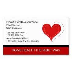 home health care business card template 1000 images about caregiver business cards on