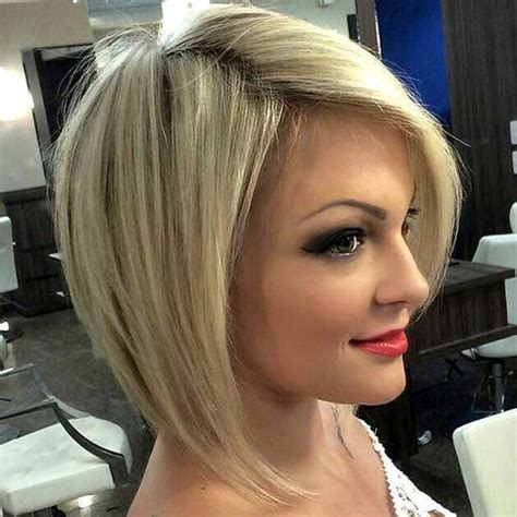 Anngled Bangs For Bob Stles Fir Mature Women | 30 best angled bob hairstyles bob hairstyles 2017