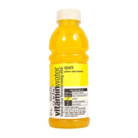 vitamin b energy drinks glaceau vitaminwater energy drink 500ml woolworths co za