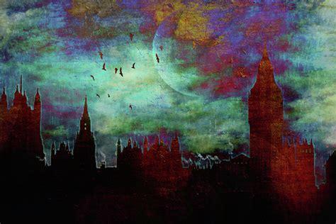 popular artwork lovely artistic representations of london s famous skyline