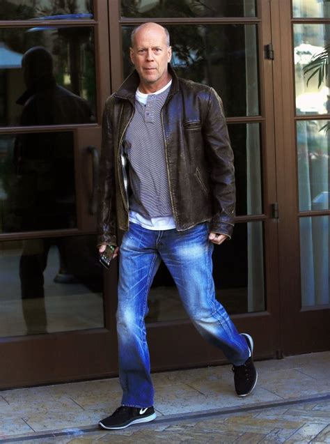 Is Bruce Willis Going Out With bruce willis photos photos bruce willis out and about in
