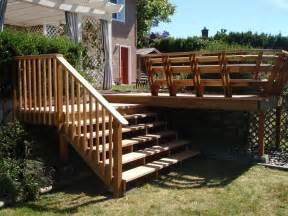 Deck Stairs Design Ideas Deck Steps Ideas Newsonair Org