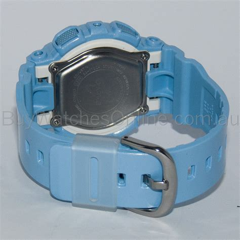Casio Baby G Bga190be 2adr casio baby g analogue digital blue pastel colour ba110ca 2a ba 110ca 2adr
