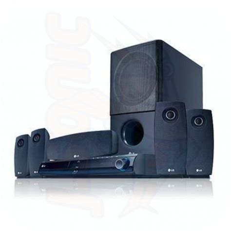 lg blu ray  p upscaling home theater system hbsa