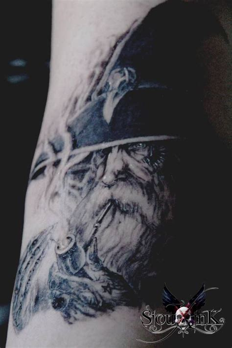 white wizard tattoo 25 best ideas about wizard on harry