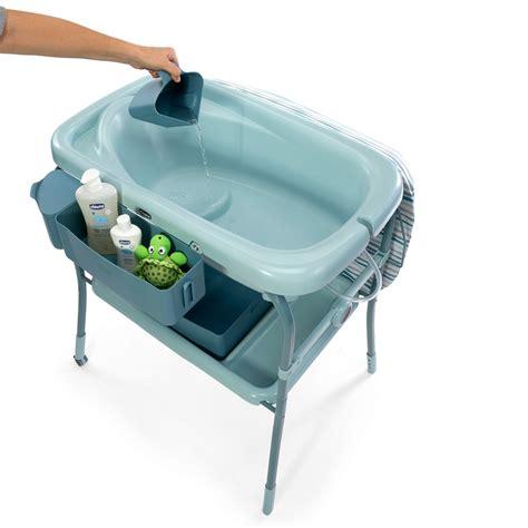 baignoire chicco table 224 langer avec la baignoire cuddle comfort