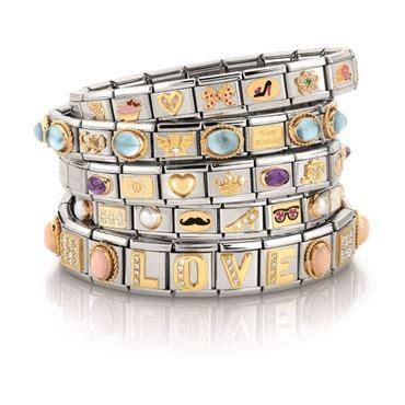 nomination bracelet charms jewellery grace co