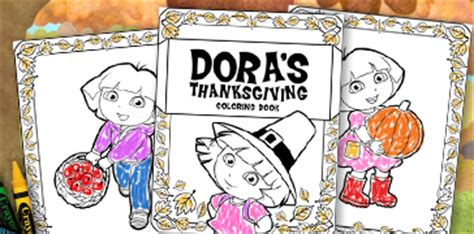 dora coloring pages thanksgiving 301 moved permanently
