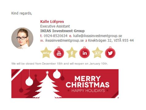 email merry template email signature template email signature rescue