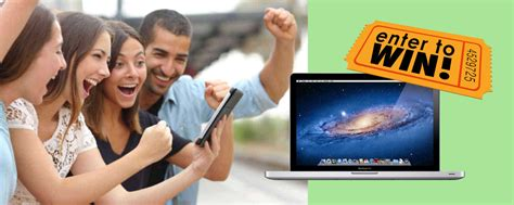 Enter A Sweepstakes - refurbished macbook pro sweepstakes april may 2016 gainsaver