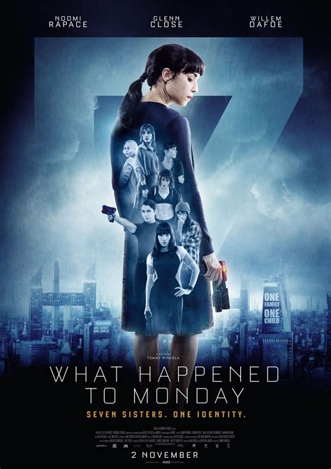 what happened to what happened to monday teaser trailer
