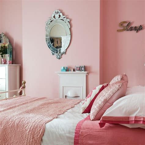 Pink Bedroom Ideas by Pretty Pink Bedroom Period Decorating Ideas