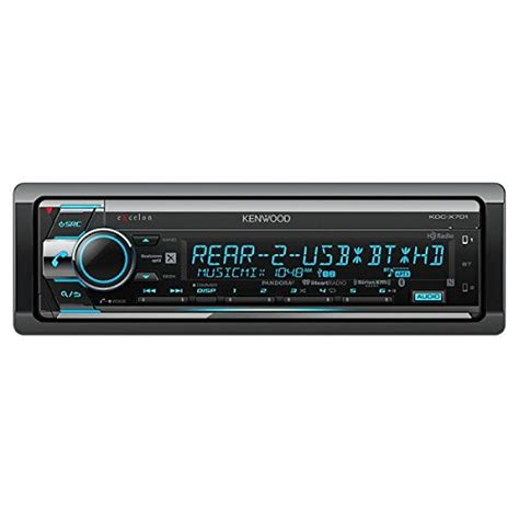 kenwood excelon kdc x701 car stereo receivers car