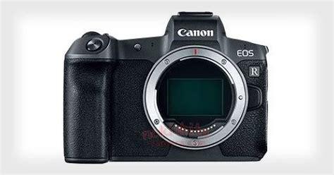 canon mirrorless frame eos r ecco la canon frame mirrorless arriva il 5
