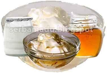 Promo Kefir Yogurt 100 Murni madu yoghurt komponen penting untuk masker wajah