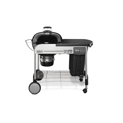 Grille Barbecue 57 Cm by Barbecue Weber Charbon Performer Deluxe 57cm Gbs
