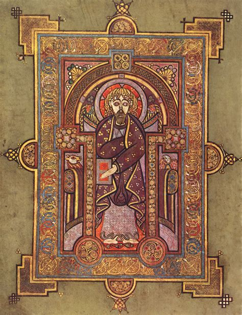 pictures of the book of kells nathan the book of kells