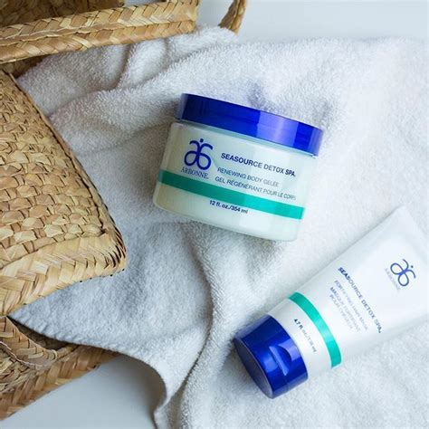 Arbonne Seasource Detox Spa Fortifying Hair Mask by 72 Best Images About Bath On