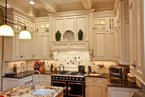 how to make kitchen cabinets look better hood kitchen cabinets nine foot ceiling how to make
