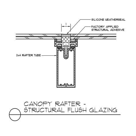 Skylight Design by Structurally Glazed Systems Deamor