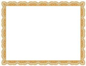 Free Certificate Border Templates by Free Certificate Border Templates Template Update234