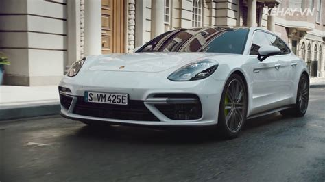 Porsche Panamera Ma E porsche panamera turbo s e hybrid sport turismo 670 m 227 lực