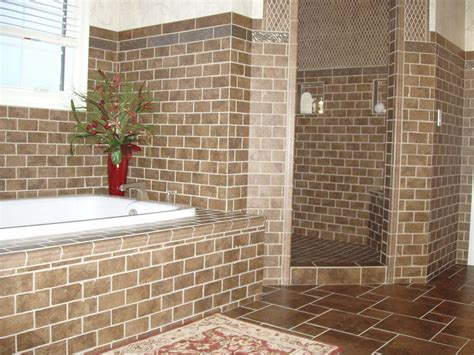 Bathroom Tile Gallery Ideas by Baths Phillippe Builders