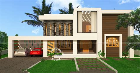 rs 12 lakh budget home in kerala kerala home design 28 rs 12 lakh house architecture house 1bhk gym