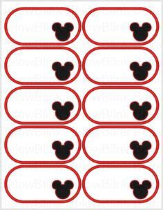 free minnie mouse place card template 1000 images about mickey mouse on mickey