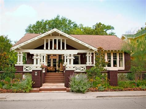 the american craftsman house monarch landscape boost your curb appeal with a bungalow look hgtv