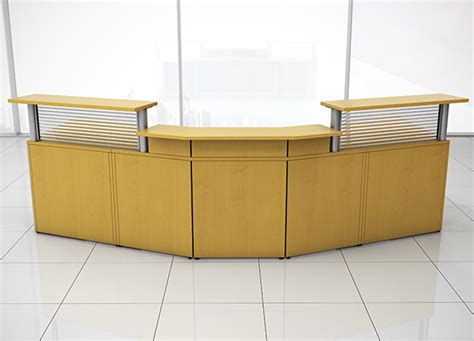 custom reception desk curved reception desk custom reception desk furniture
