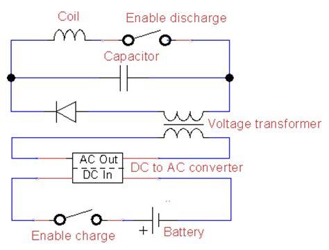 coilgun capacitor circuit page 4