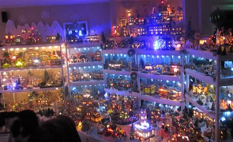 kathy s 2013 christmas village very detailed a must see