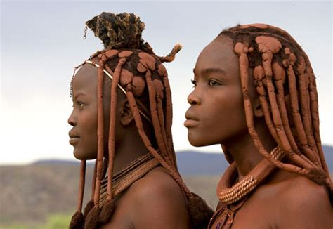 himba african tribe people himba tribe newhairstylesformen2014 com