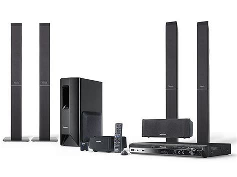 Home Theater Polytron Gambar panasonic sc pt850 surround sound system with dvd player