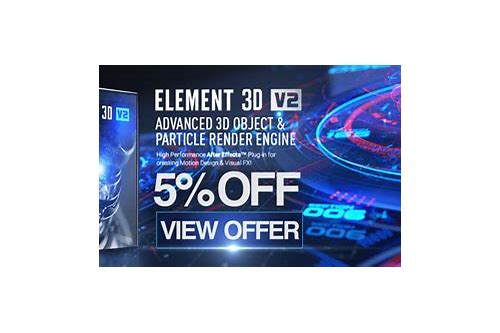 coupon code element 3d