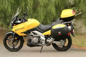 2003 Suzuki V Strom 1000 Review 2003 Suzuki V Strom Term Update Number Three