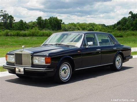 Rolls Royce Silver Spur Price by Used 1987 Rolls Royce Silver Spur Antique Classic Limo Oem