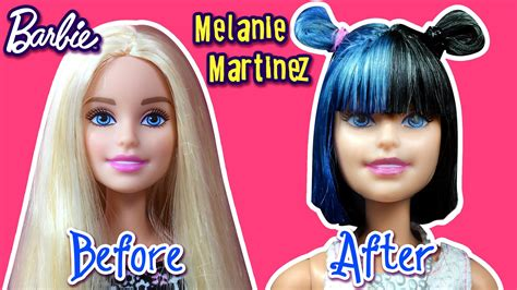 Doll Hairstyles Tutorial by Melanie Martinez Hair Tutorial For Doll
