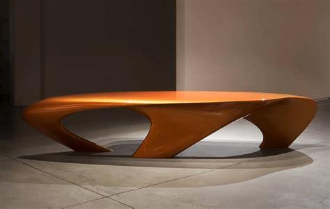 zaha hadid bench dune table by zaha hadid idaaf