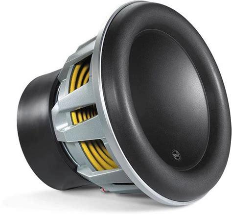 Speaker Subwoofer American 12 jl audio 13w7 subwoofer review car audio forumz the 1