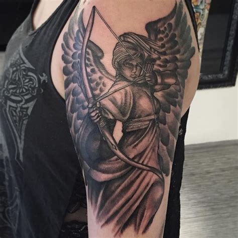 angel tattoo half sleeve designs 60 tattoo designs for men ideas design trends