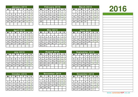 printable yearly planning calendar 2016 free 2016 year planner printable calendar template