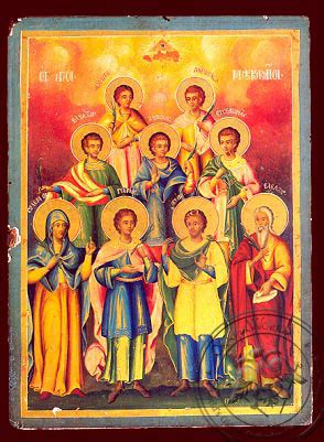 saints nazarene art oramaworld.com