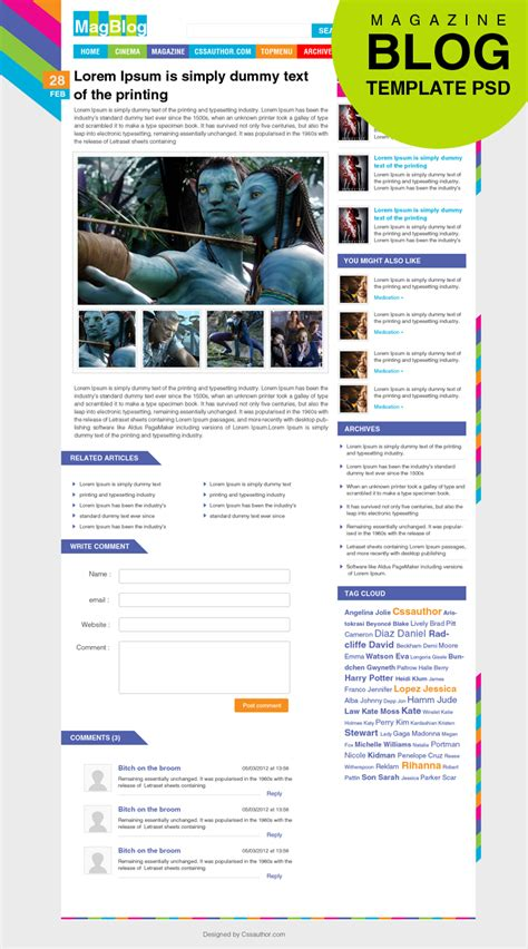 blog templates for blogger free download premium free blogger templates bamz template party