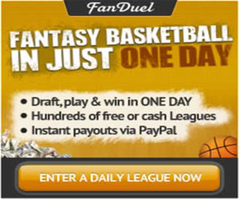 How To Win Money On Fanduel - how to win at draftkings and fanduel