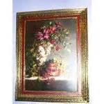 discontinued home interiors pictures ebay image 1 home interior angel cherub floral fruit picture retired the deepening pool