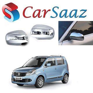 Cover Spion Mirror Suzuki Wagon R 1 carsaaz side mirror cover chrome for maruti suzuki wagon r